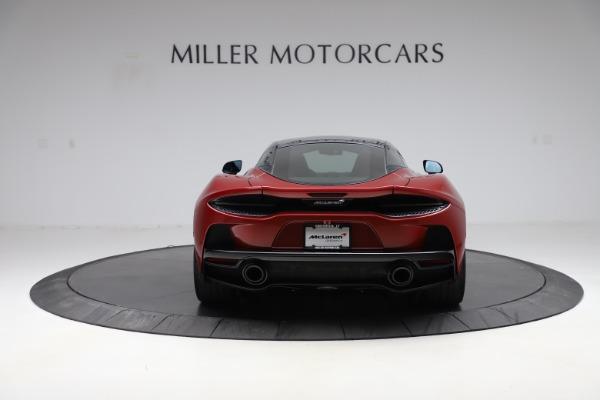 New 2020 McLaren GT Coupe for sale $249,275 at Maserati of Westport in Westport CT 06880 4