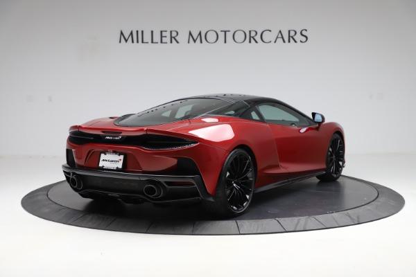 New 2020 McLaren GT Coupe for sale $249,275 at Maserati of Westport in Westport CT 06880 5