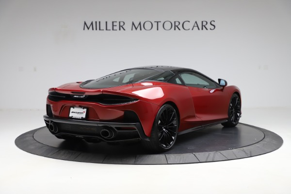 New 2020 McLaren GT Pioneer for sale $249,275 at Maserati of Westport in Westport CT 06880 5