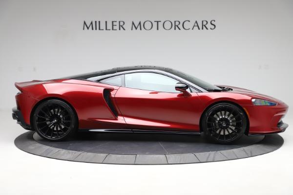 New 2020 McLaren GT Coupe for sale $249,275 at Maserati of Westport in Westport CT 06880 6