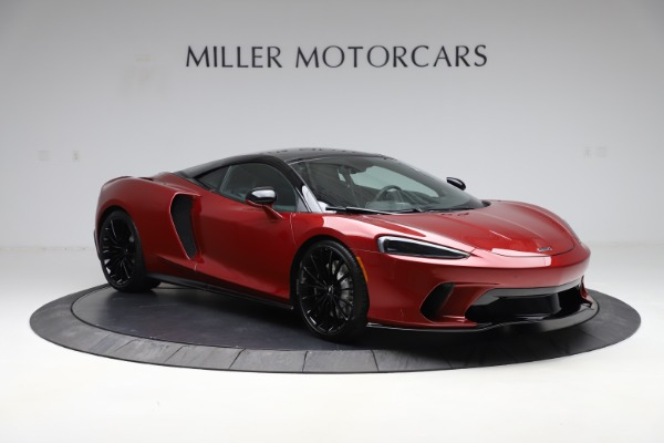 New 2020 McLaren GT Coupe for sale $249,275 at Maserati of Westport in Westport CT 06880 7