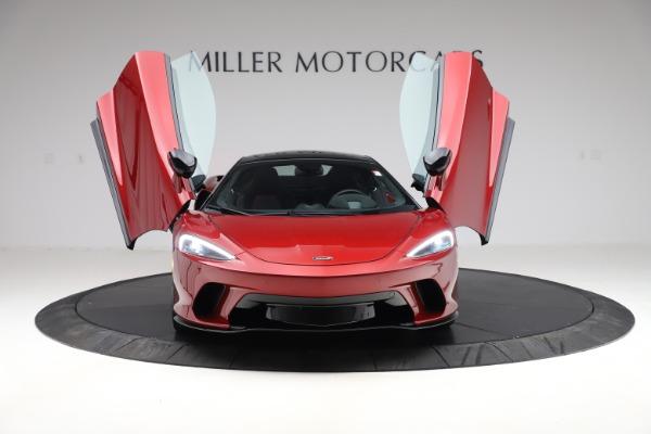 New 2020 McLaren GT Coupe for sale $249,275 at Maserati of Westport in Westport CT 06880 9