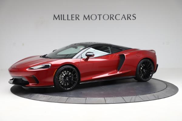 New 2020 McLaren GT Coupe for sale $249,275 at Maserati of Westport in Westport CT 06880 1