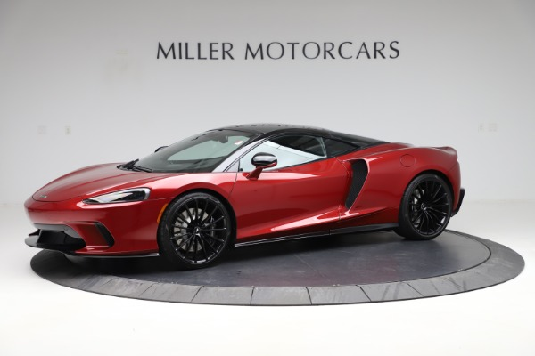 New 2020 McLaren GT Pioneer for sale $249,275 at Maserati of Westport in Westport CT 06880 1