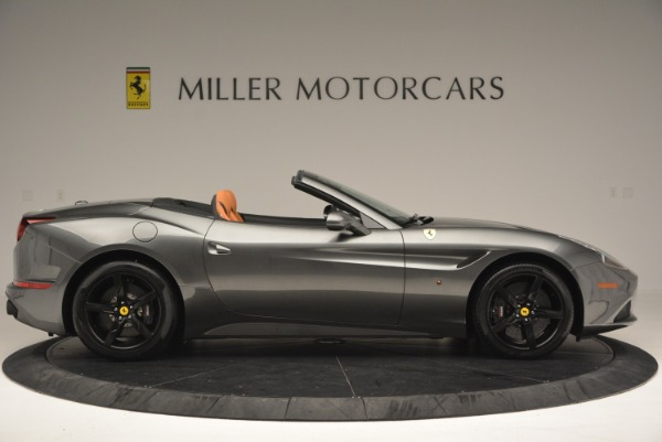 Used 2016 Ferrari California T for sale $152,900 at Maserati of Westport in Westport CT 06880 9
