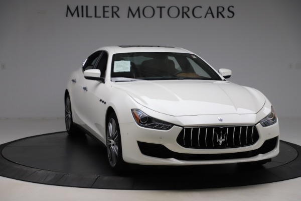 New 2019 Maserati Ghibli S Q4 for sale Sold at Maserati of Westport in Westport CT 06880 11