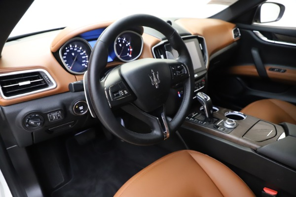 New 2019 Maserati Ghibli S Q4 for sale Sold at Maserati of Westport in Westport CT 06880 13