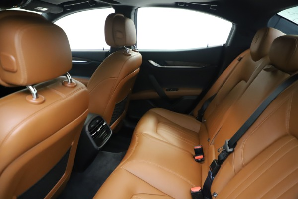 New 2019 Maserati Ghibli S Q4 for sale Sold at Maserati of Westport in Westport CT 06880 19