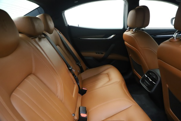 New 2019 Maserati Ghibli S Q4 for sale Sold at Maserati of Westport in Westport CT 06880 27