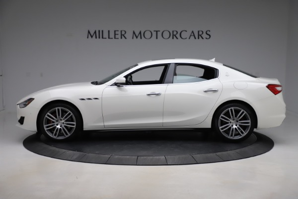 New 2019 Maserati Ghibli S Q4 for sale Sold at Maserati of Westport in Westport CT 06880 3
