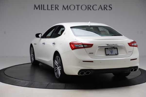 New 2019 Maserati Ghibli S Q4 for sale Sold at Maserati of Westport in Westport CT 06880 5