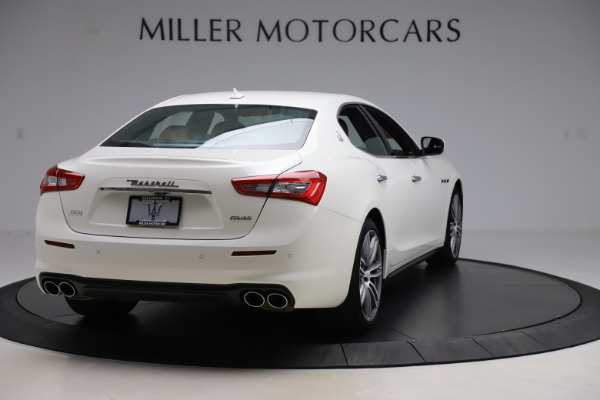 New 2019 Maserati Ghibli S Q4 for sale Sold at Maserati of Westport in Westport CT 06880 7