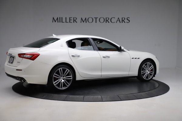New 2019 Maserati Ghibli S Q4 for sale Sold at Maserati of Westport in Westport CT 06880 8