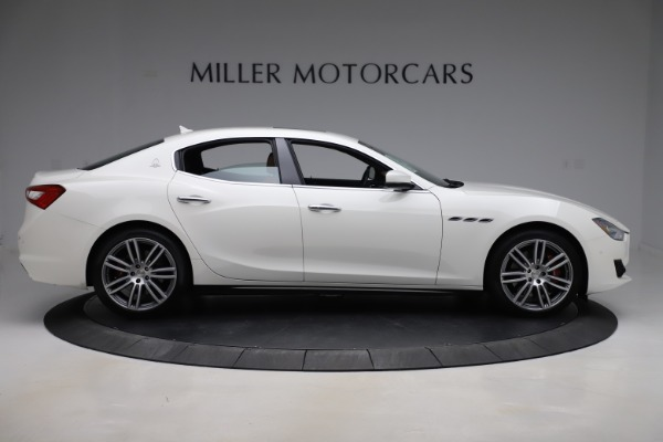 New 2019 Maserati Ghibli S Q4 for sale Sold at Maserati of Westport in Westport CT 06880 9