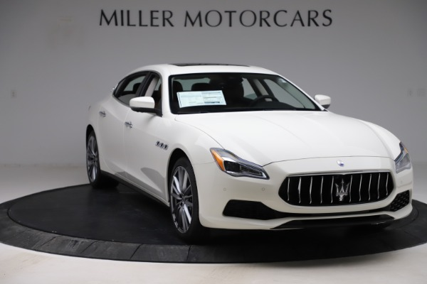 New 2019 Maserati Quattroporte S Q4 for sale $121,065 at Maserati of Westport in Westport CT 06880 11
