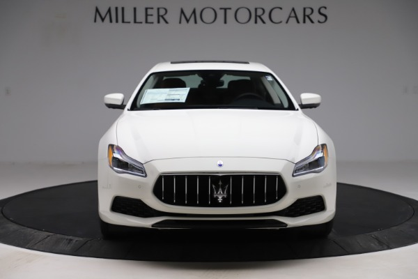 New 2019 Maserati Quattroporte S Q4 for sale $121,065 at Maserati of Westport in Westport CT 06880 12