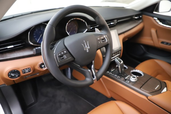 New 2019 Maserati Quattroporte S Q4 for sale $121,065 at Maserati of Westport in Westport CT 06880 13