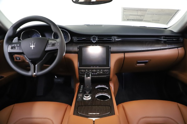 New 2019 Maserati Quattroporte S Q4 for sale $121,065 at Maserati of Westport in Westport CT 06880 16