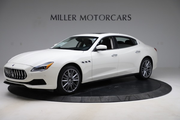 New 2019 Maserati Quattroporte S Q4 for sale $121,065 at Maserati of Westport in Westport CT 06880 2