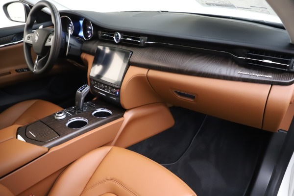 New 2019 Maserati Quattroporte S Q4 for sale $121,065 at Maserati of Westport in Westport CT 06880 22