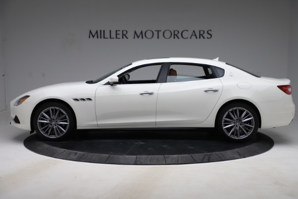 New 2019 Maserati Quattroporte S Q4 for sale $121,065 at Maserati of Westport in Westport CT 06880 3