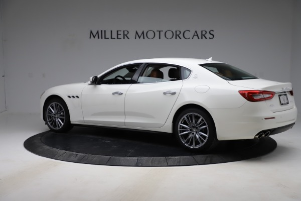 New 2019 Maserati Quattroporte S Q4 for sale $121,065 at Maserati of Westport in Westport CT 06880 4