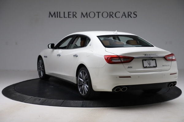 New 2019 Maserati Quattroporte S Q4 for sale $121,065 at Maserati of Westport in Westport CT 06880 5