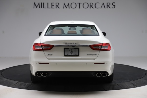 New 2019 Maserati Quattroporte S Q4 for sale $121,065 at Maserati of Westport in Westport CT 06880 6