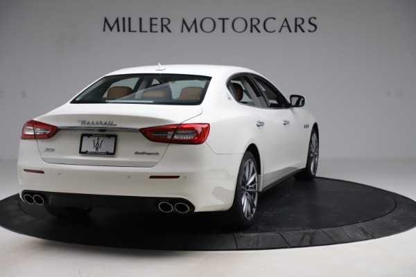 New 2019 Maserati Quattroporte S Q4 for sale $121,065 at Maserati of Westport in Westport CT 06880 7