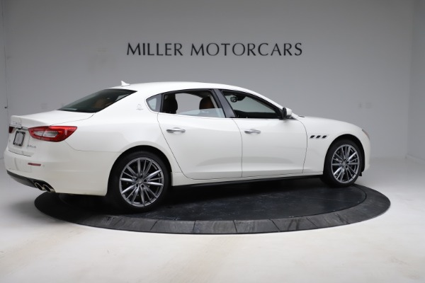 New 2019 Maserati Quattroporte S Q4 for sale $121,065 at Maserati of Westport in Westport CT 06880 8