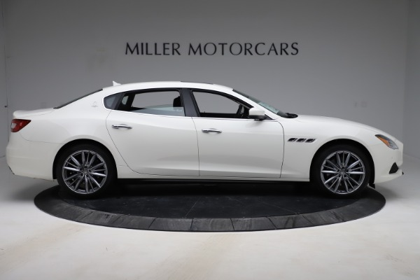 New 2019 Maserati Quattroporte S Q4 for sale $121,065 at Maserati of Westport in Westport CT 06880 9