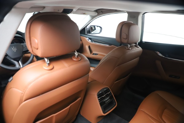 New 2019 Maserati Quattroporte S Q4 for sale $121,065 at Maserati of Westport in Westport CT 06880 19