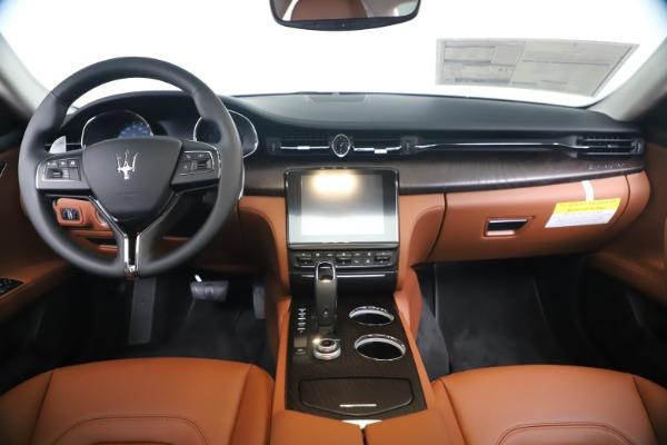 New 2019 Maserati Quattroporte S Q4 for sale $121,065 at Maserati of Westport in Westport CT 06880 21