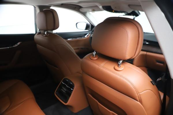 New 2019 Maserati Quattroporte S Q4 for sale $121,065 at Maserati of Westport in Westport CT 06880 28