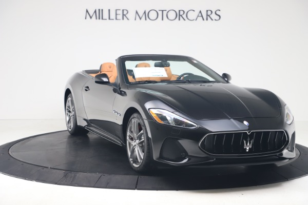 New 2019 Maserati GranTurismo Sport Convertible for sale Sold at Maserati of Westport in Westport CT 06880 11