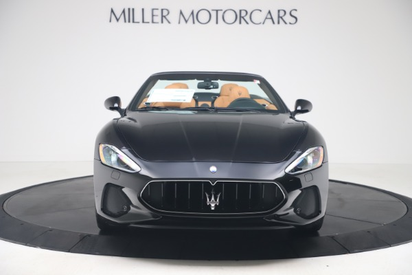 New 2019 Maserati GranTurismo Sport Convertible for sale Sold at Maserati of Westport in Westport CT 06880 12
