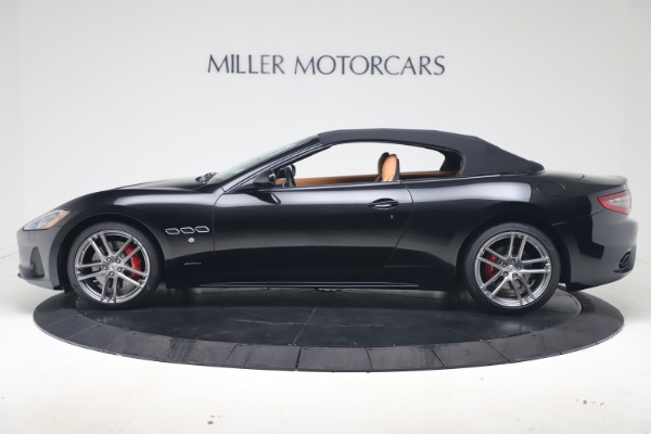 New 2019 Maserati GranTurismo Sport Convertible for sale Sold at Maserati of Westport in Westport CT 06880 14