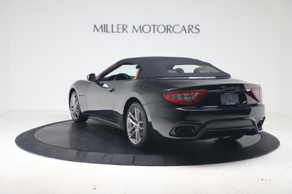 New 2019 Maserati GranTurismo Sport Convertible for sale Sold at Maserati of Westport in Westport CT 06880 15