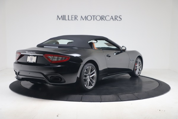 New 2019 Maserati GranTurismo Sport Convertible for sale Sold at Maserati of Westport in Westport CT 06880 16