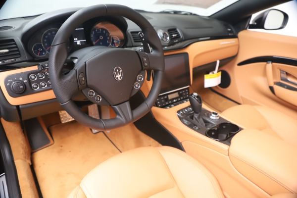 New 2019 Maserati GranTurismo Sport Convertible for sale Sold at Maserati of Westport in Westport CT 06880 19