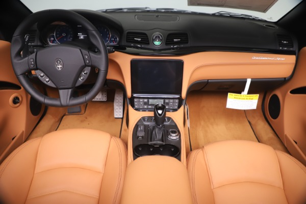 New 2019 Maserati GranTurismo Sport Convertible for sale Sold at Maserati of Westport in Westport CT 06880 22