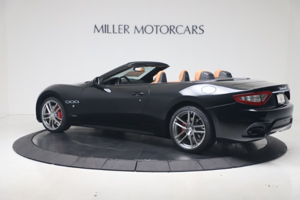 New 2019 Maserati GranTurismo Sport Convertible for sale Sold at Maserati of Westport in Westport CT 06880 4