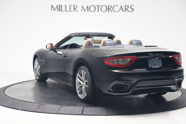 New 2019 Maserati GranTurismo Sport Convertible for sale Sold at Maserati of Westport in Westport CT 06880 5