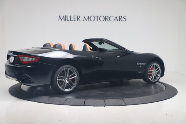 New 2019 Maserati GranTurismo Sport Convertible for sale Sold at Maserati of Westport in Westport CT 06880 8