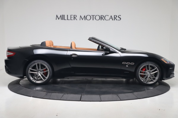 New 2019 Maserati GranTurismo Sport Convertible for sale Sold at Maserati of Westport in Westport CT 06880 9