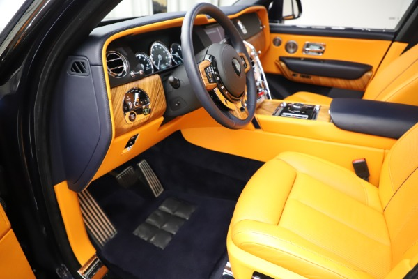 Used 2019 Rolls-Royce Cullinan for sale Sold at Maserati of Westport in Westport CT 06880 17