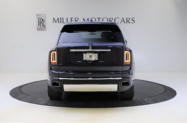 Used 2019 Rolls-Royce Cullinan for sale Sold at Maserati of Westport in Westport CT 06880 5