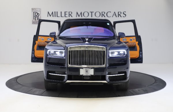 Used 2019 Rolls-Royce Cullinan for sale Sold at Maserati of Westport in Westport CT 06880 9
