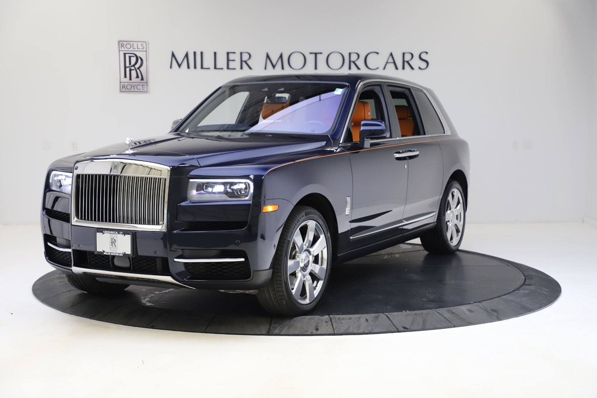 Used 2019 Rolls-Royce Cullinan for sale $329,900 at Maserati of Westport in Westport CT 06880 1
