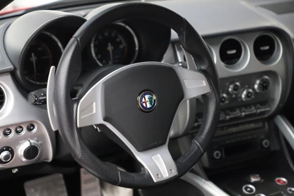 Used 2008 Alfa Romeo 8C Competizione for sale Call for price at Maserati of Westport in Westport CT 06880 20